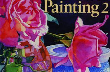 FLOWER PAINTING – CD COM 94 IMAGENS EM ALTA RESOLUÇÃO.