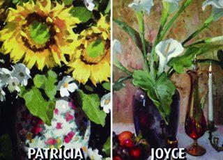 JOYCE PIKE & PATRÍCIA MORAN – CD COM 95 IMAGENS DE DUAS GRANDES ARTISTAS – LIVRO JÁ ESGOTADO.