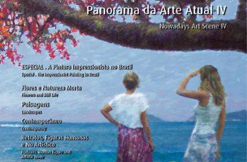 ART GALLERY IN BRAZIL – PANORAMA DA ARTE ATUAL VOL. IV
