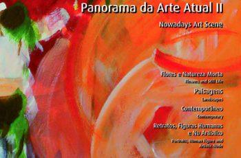 ART GALLERY IN BRAZIL – PANORAMA DA ARTE ATUAL VOL. II
